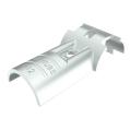 E-12-SV, buisverbinder, T-stuk 90°, draaibaar