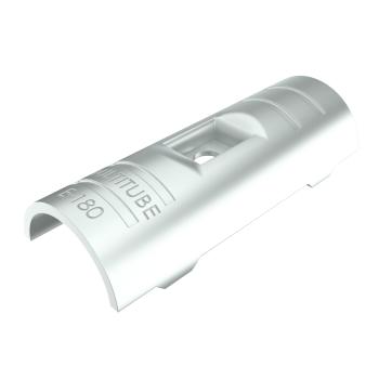 E-180-SV, buisverbinder, koppelstuk 180°