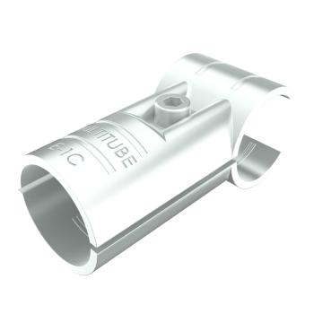 ES-1C-SV, buiskoppeling, T-stuk 90°, open
