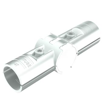ES-4T-SV, buiskoppeling, kruis, 3-weg, draaibaar
