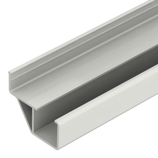 rollenrail geleiding profiel offset grijs l3m