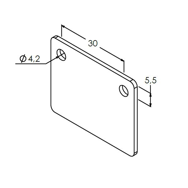 rt5 koppelplaatje rollenbaangeleiding stelvz