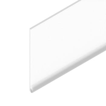 Scannerprofiel, h=64mm, wit, foamtape, L=3020mm