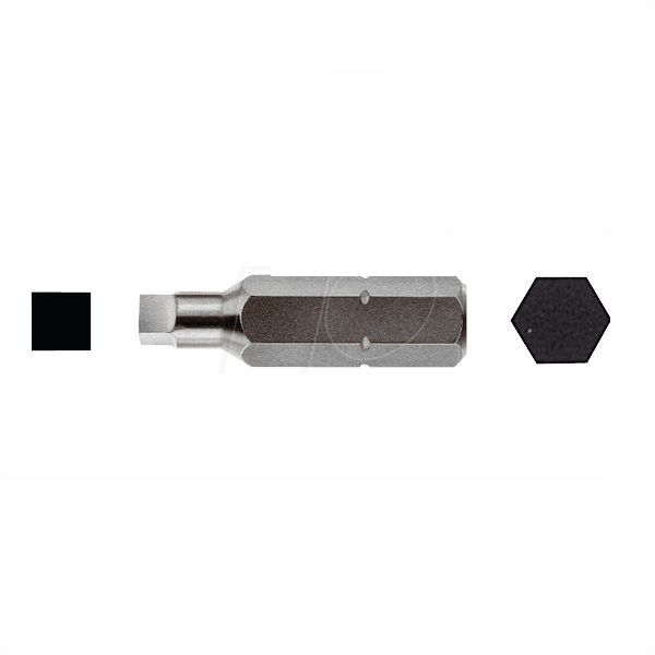 vierkant bit l25mm