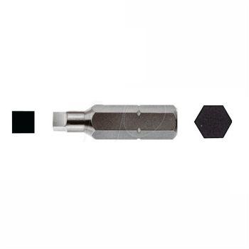 Vierkant bit, L=25mm