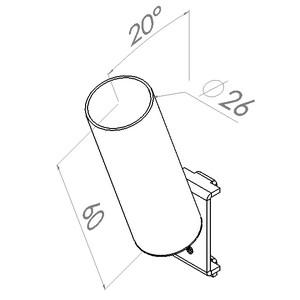 gereedschapshouder d26mm