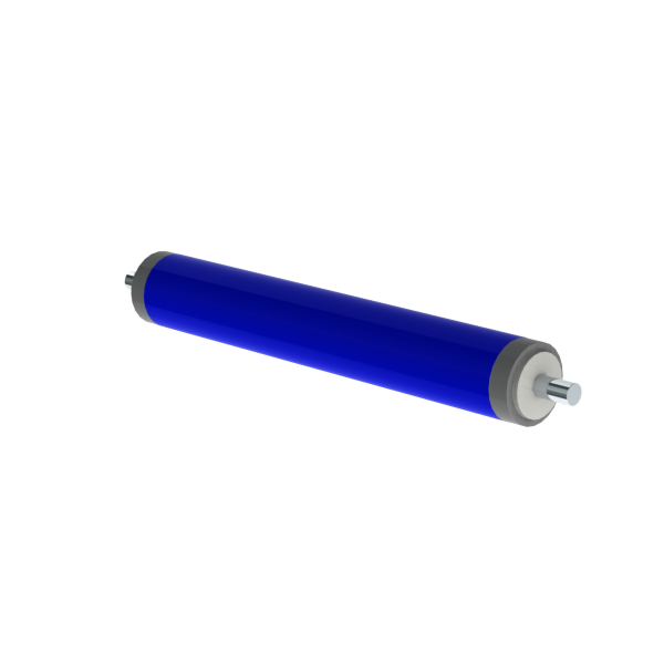 draagrol 200mm 30mm kunststof