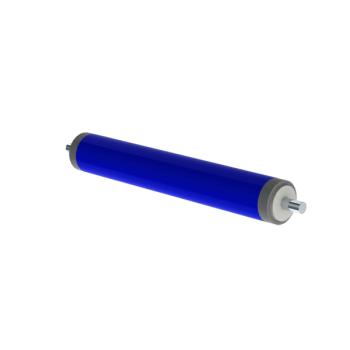 Draagrol, 200mm, ø30mm, kunststof