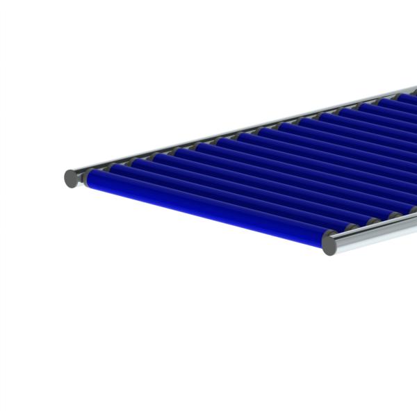 draagrol 500mm 30mm kunststof