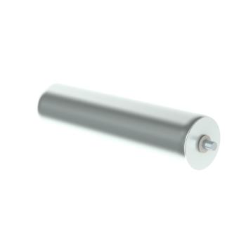 Draagrol, 200mm, ø50mm, staal