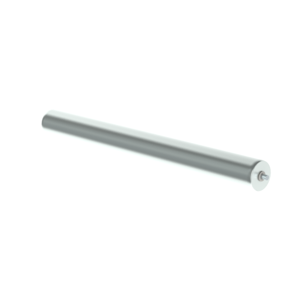 draagrol 500mm 50mm staal