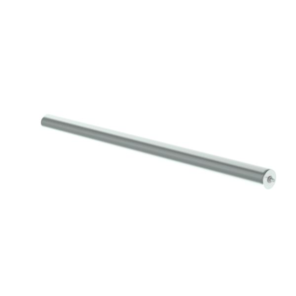 draagrol 800mm 50mm staal