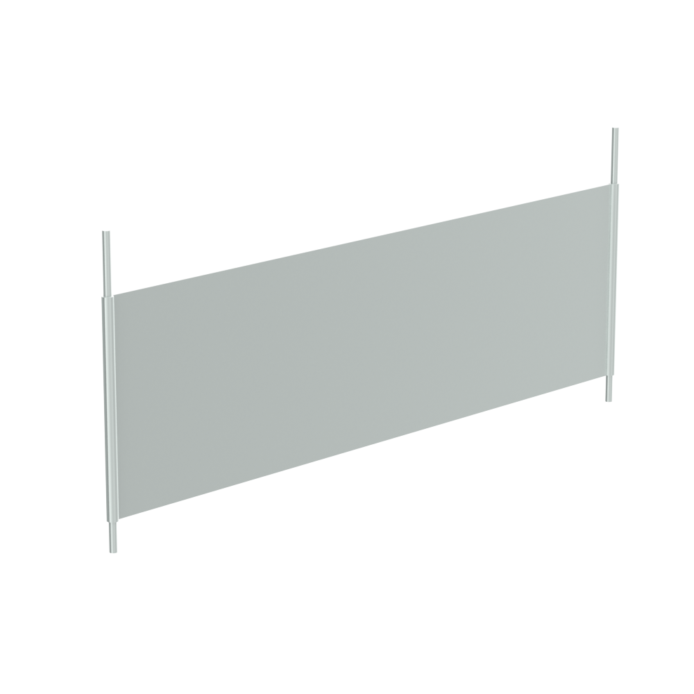 vakverdeler 500x200mm dxh verzinkt