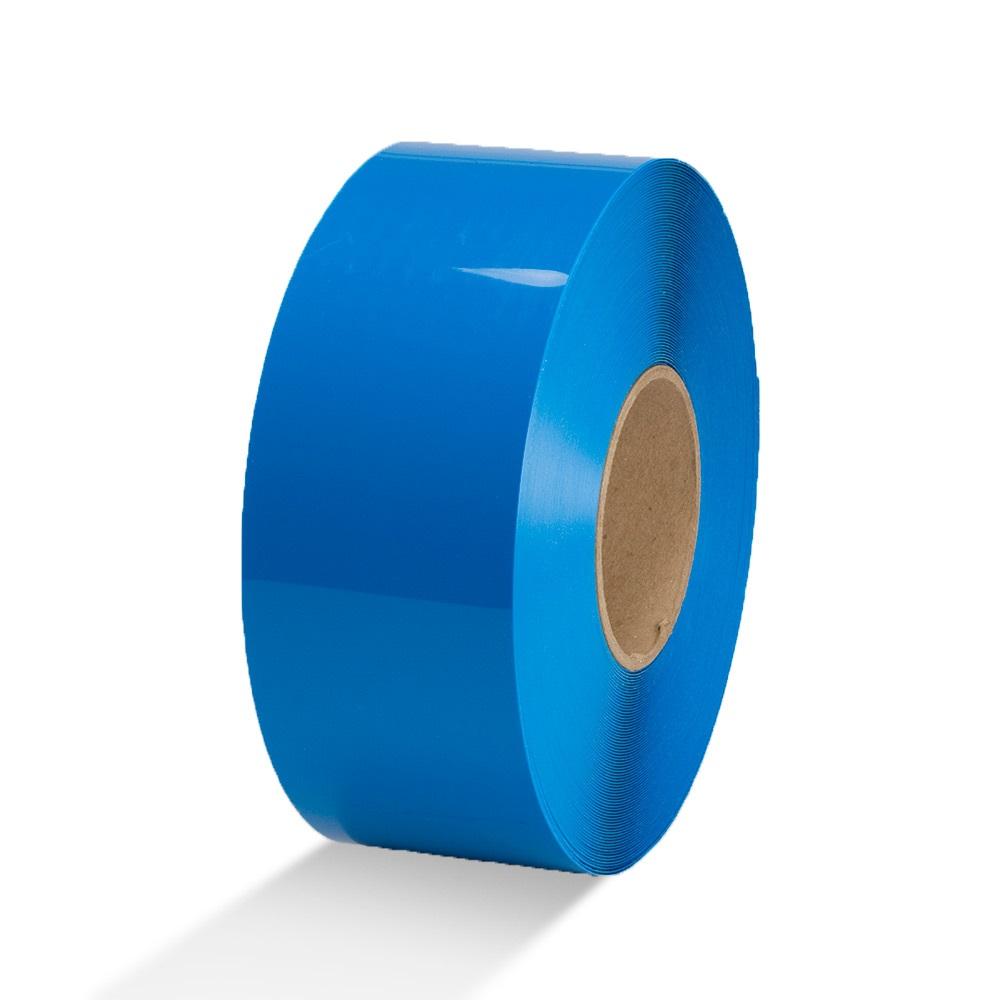 vloermarkeringstape blauw 30m xtreme 75cm breed