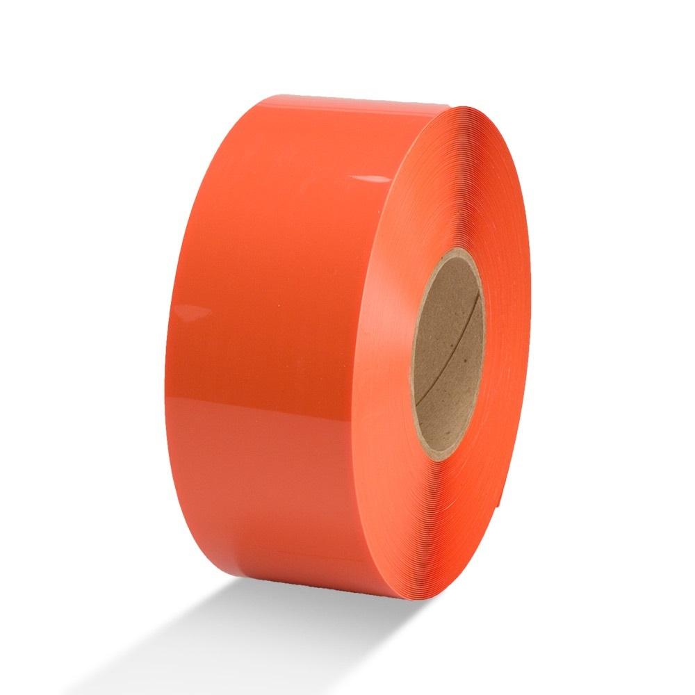 vloermarkeringstape oranje 60m xtreme 75cm breed
