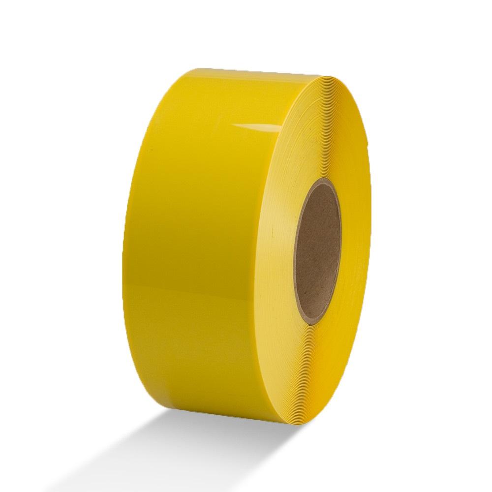 vloermarkeringstape geel 60m xtreme 75cm breed