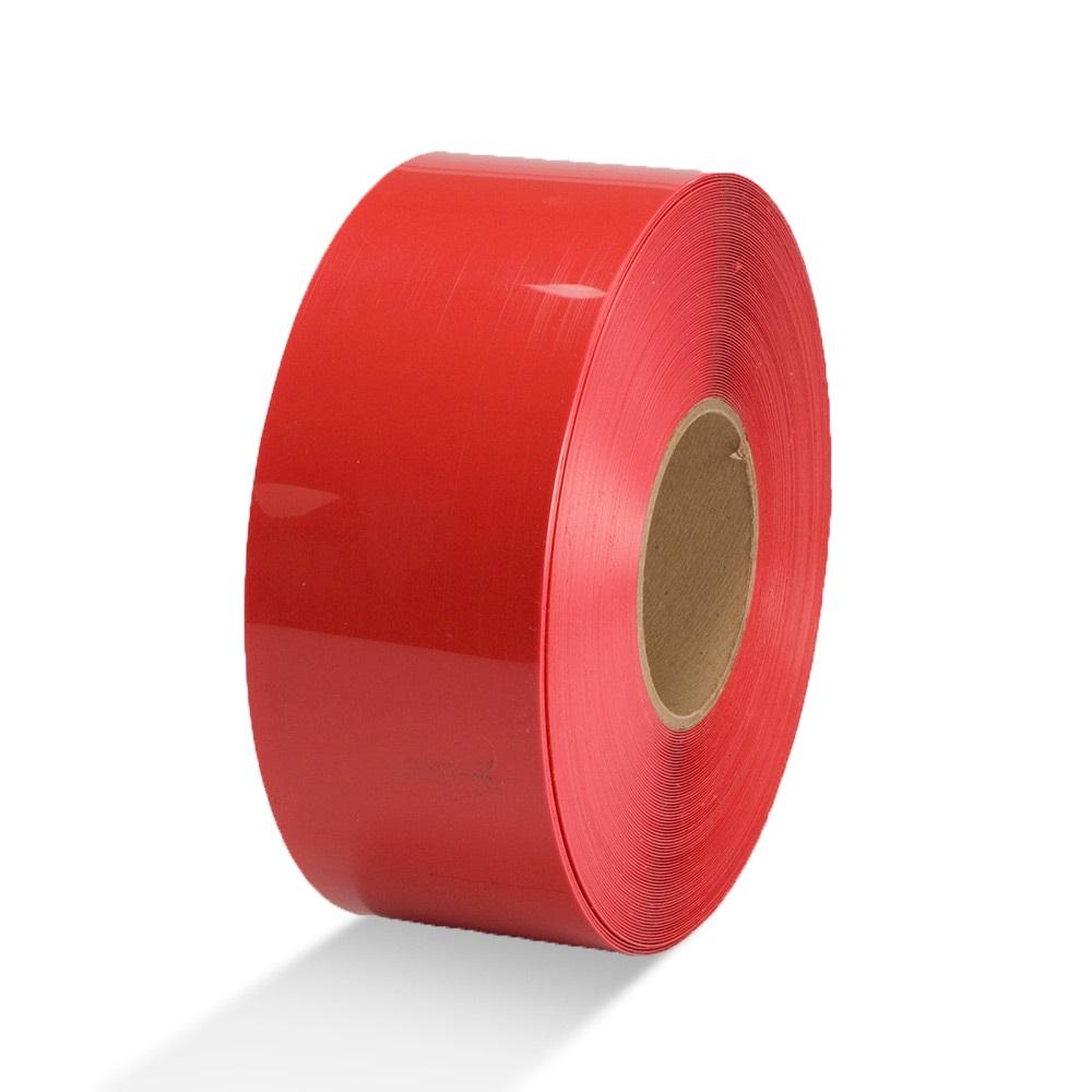 vloermarkeringstape rood 60m xtreme 10cm breed
