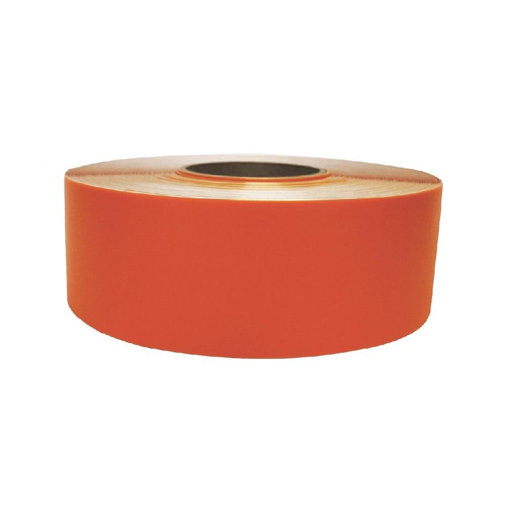 vloermarkeringstape oranje 30m supreme v 75cm breed
