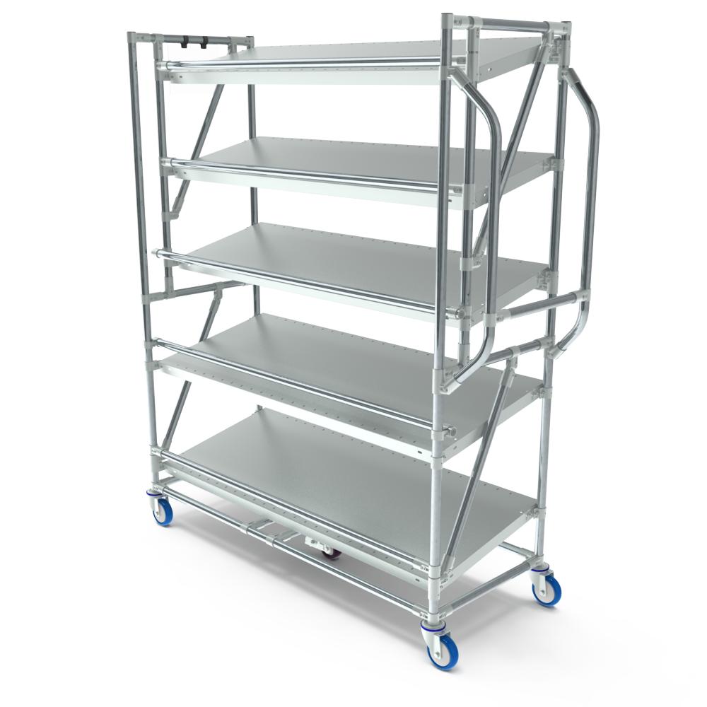 orderpickkar easy 1300 5 etages