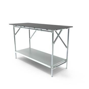 Tafel, zonder opbouw, hxbxd 950x1464x600mm