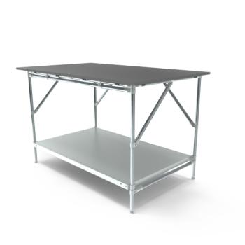 Tafel, zonder opbouw, hxbxd 950x1464x900mm