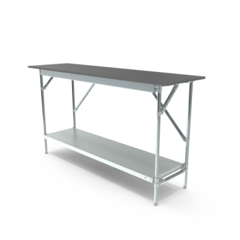 Tafel, zonder opbouw, hxbxd 950x1664x500mm