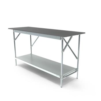 Tafel, zonder opbouw, hxbxd 950x1664x600mm