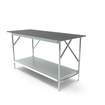 Tafel, zonder opbouw, hxbxd 950x1664x700mm