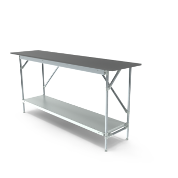 Tafel, zonder opbouw, hxbxd 950x1864x500mm