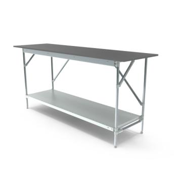 Tafel, zonder opbouw, hxbxd 950x1864x600mm