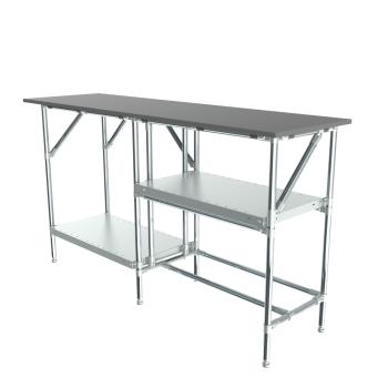 Werktafel, 1700x500mm