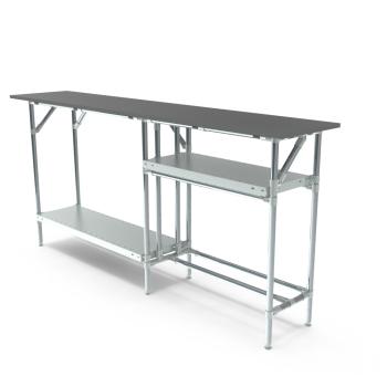 Werktafel, 2000x400mm