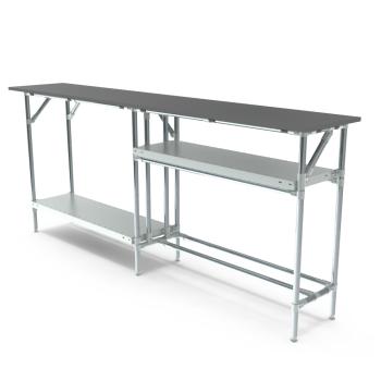 Werktafel, 2200x400mm