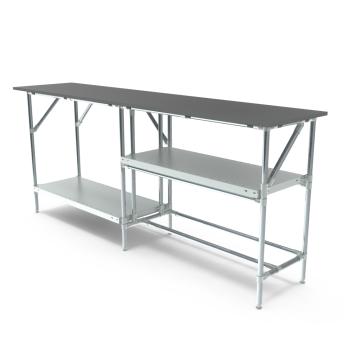 Werktafel, 2200x500mm