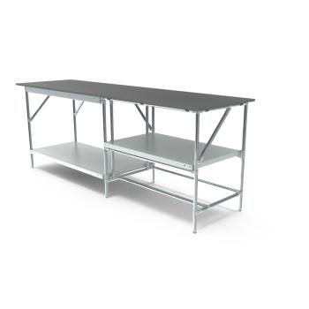 Werktafel, 2500x700mm