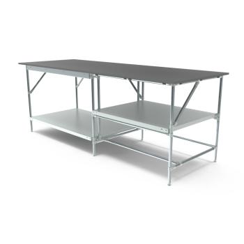 Werktafel, 2500x900mm