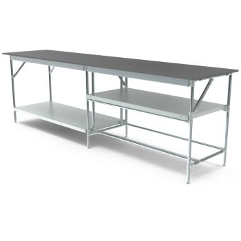 Werktafel, 3000x700mm