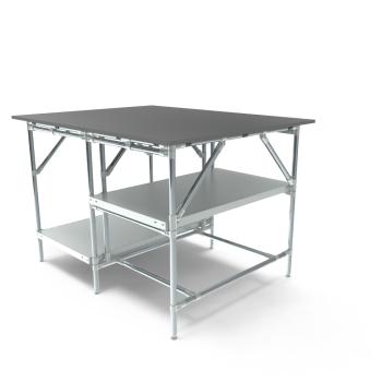 Werktafel, 1400x1100mm