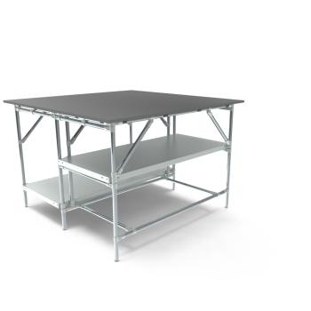 Werktafel, 1400x1400mm