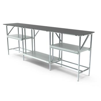 Werktafel, 2700x500mm