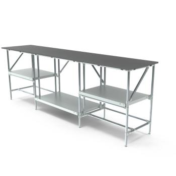 Werktafel, 2700x600mm