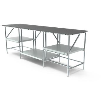 Werktafel, 2700x700mm