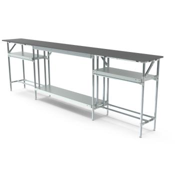Werktafel, 3000x400mm
