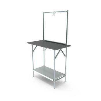 Tafel, lage opbouw, hxbxd 950/1676x914x500mm