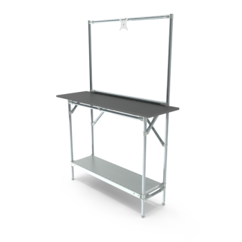 Tafel, lage opbouw, hxbxd 950/1676x1164x400mm