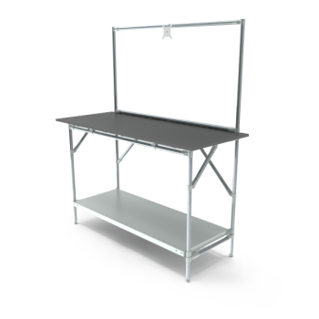 Tafel, lage opbouw, hxbxd 950/1676x1464x600mm