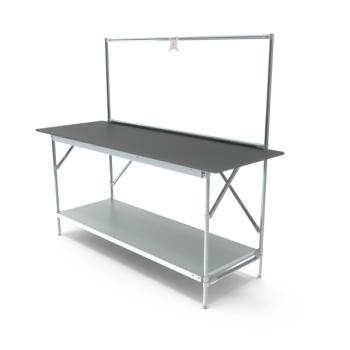 Tafel, lage opbouw, hxbxd 950/1676x1664x700mm