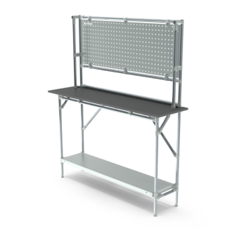 Tafel, hoge opbouw, hxbxd 950/2040x1464x400mm