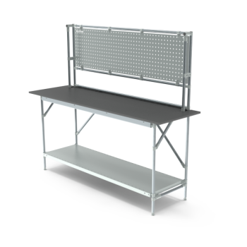 Tafel, hoge opbouw, hxbxd 950/2040x1864x600mm