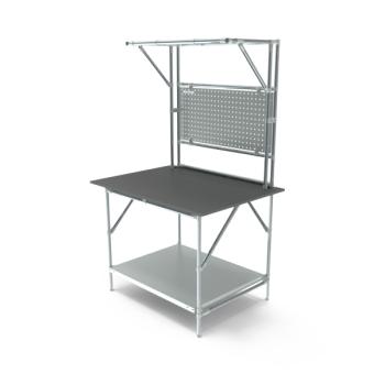 Tafel, werkplek opbouw, hxbxd 950/2040x1164x900mm